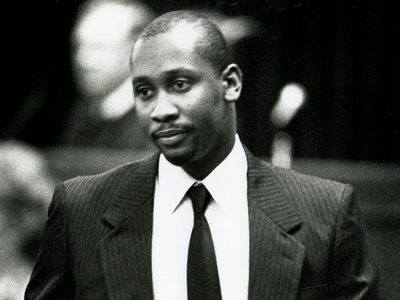 Troy Davis le petit juriste