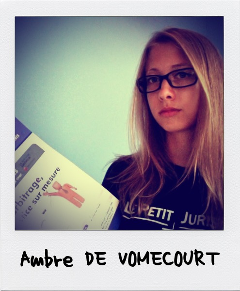 Ambre de Vomecourt