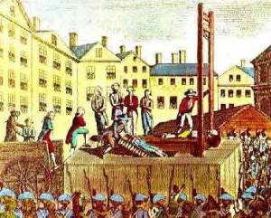 La peine de mort: une question actuelle