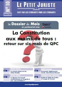 Le Petit Juriste n°10 – Oct 2010