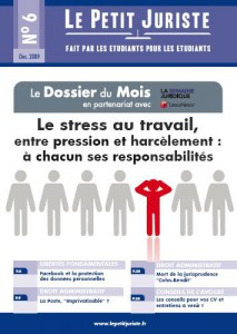 Le Petit Juriste n°6 – Déc 2009