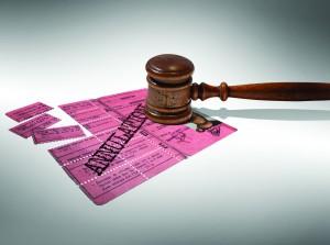 MODIFICATION DE LA JUSTICE ADMINITRATIVE : LA FIN DE L'APPEL POUR LE CONTENTIEUX DU PERMIS DE CONDUIRE