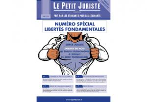 Le Petit Juriste — numéro spécial — Juillet 2014