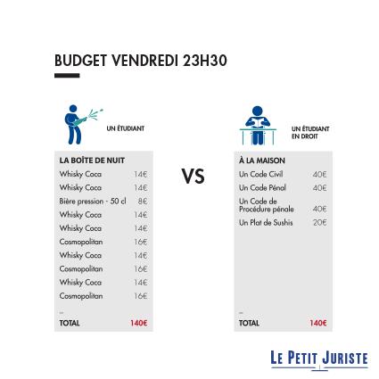 budgetvendredi23h30
