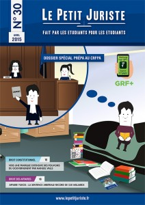Le Petit Juriste n° 30  – Avril 2015