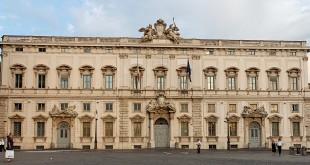 Cour constitutionnelle Italie