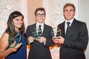 Interview de Mathieu Ferré : lauréat du Trophée du meilleur jeune fiscaliste et du Young Tax Professional of the Year