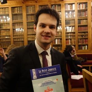 Adrien Hipp – modérateur droit public de l'économie
