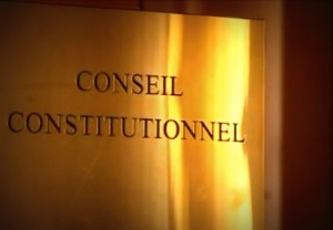 Membre du Conseil constitutionnel : L'impossible cumul