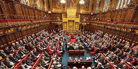 La modernisation de la chambre des lords le petit juriste for Camarade de chambre