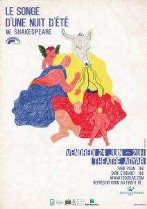 Les Micyles à Athènes : la troupe des élèves-avocats de Paris revisite Shakespeare