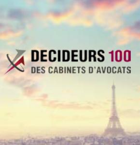 Décideurs 100 : quels sont les meilleurs cabinets d'affaires de France ?