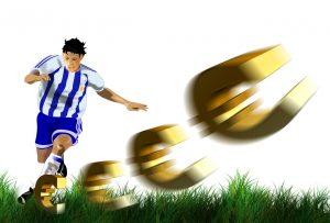 Les footballeurs les mieux logés résideraient (fiscalement) en France