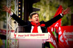 La VIème République de Jean-Luc Mélenchon : Moi président, j'abolirai la Vème République pour redonner le pouvoir au peuple !
