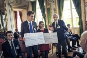 Rencontre avec Aude Pianet et Rémi Pison, Lauréats du prix Jones Day du Meilleur binôme en droit des affaires