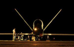 L'utilisation des drones dans les conflits armés