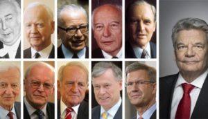 Vue d'Outre-Rhin: Quelle place pour le Président allemand ?