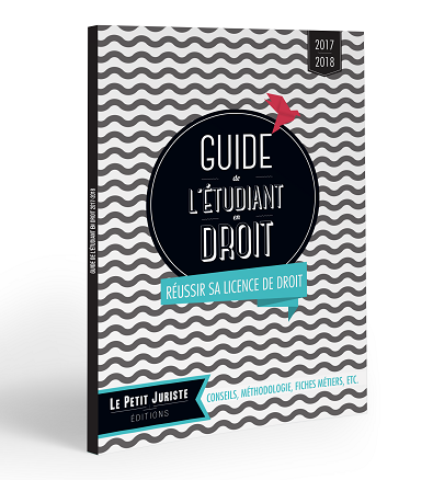 GUIDE-DE-LETUDIANT-EN-DROIT 2017 2018