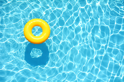image bouée piscine