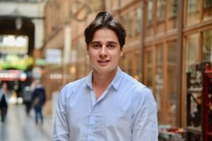 Tazio Jaegle – Modérateur de la rubrique Droit des affaires