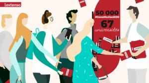 Lextenso offre « La constitution & les fondamentaux de la Ve République en tableaux » à 50.000 étudiants !