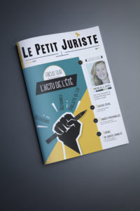 Le Petit Juriste 41 – Numéro octobre 2017