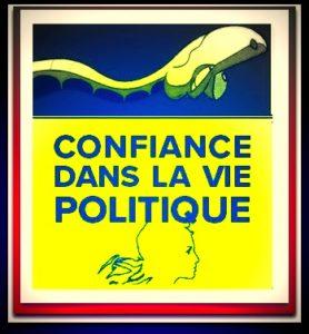 Confiance dans la vie politique : Révolution ou règne des apparences ?