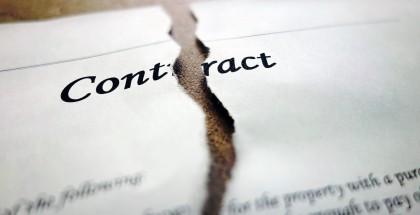 Reforme Du Droit Des Contrats Quid De La Prise D Acte Le Petit