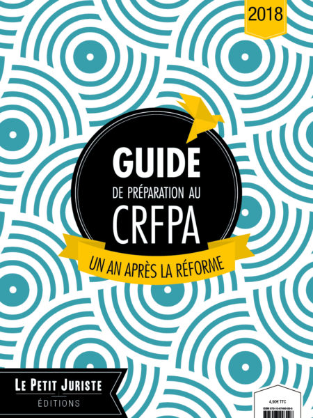 Couverture_CRFPA-2018