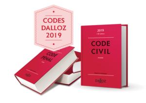 Les codes Dalloz 2019 sont arrivés juste à temps pour le CRFPA ! 3 conseils pour gérer ses épreuves à l'aide des codes